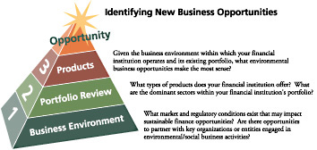 Identifying New Environmental Business Opportunities