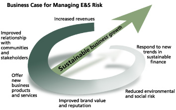 Business Case for Managing E&S Risks