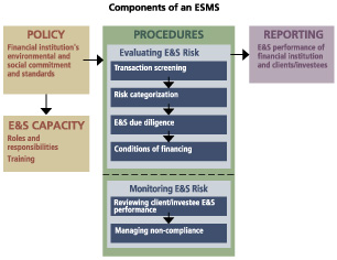 Components of an ESMS