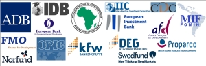 Multilateral Development financial institution logos